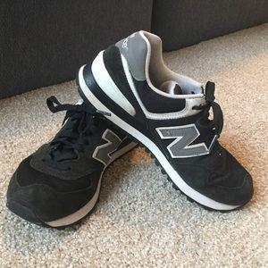 EUC New Balance 574 sneakers
